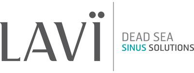 LAVI Dead Sea Sinus Solutions Logo.  (PRNewsFoto/TriCord Pharmaceuticals)