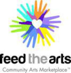 FeedTheArts.com - Time Funding The Arts!.  (PRNewsFoto/Feed The Arts)