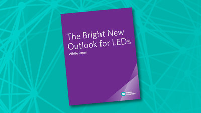 White Paper: The Bright New Outlook For LEDs: New Drivers, New Possibilities