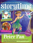 The July issue of Storytime magazine (PRNewsFoto/Book Trust; Storytime)