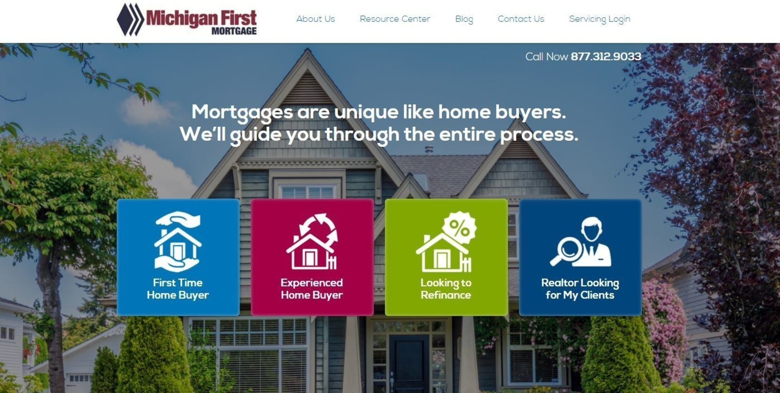 Michigan First Credit Union Launches New Mortgage Website