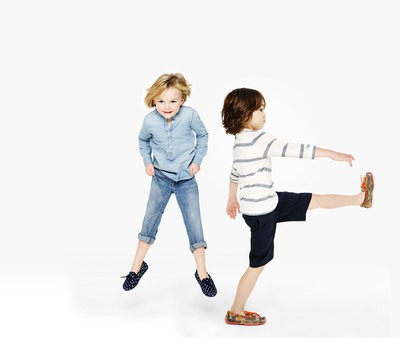 Spring 15 Cole Haan Kids Collection_Children