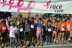 2014 Komen Detroit Race for the Cure(R) grants nearly $900,000 to local breast cancer programs and announces that next year's race will be May 16, 2015. Photo by Ben Craine. (PRNewsFoto/Karmanos Cancer Institute)
