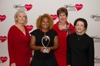 WomenHeart CEO Mary McGowan, Black Girls RUN! Co-Founder Ashley Hicks, WomenHeart Chair Kathy Webster, Dr. Nanette Wenger