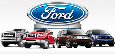 For the second consecutive year, Ford is America's top-selling vehicle brand.  (PRNewsFoto/Harbin Automotive)