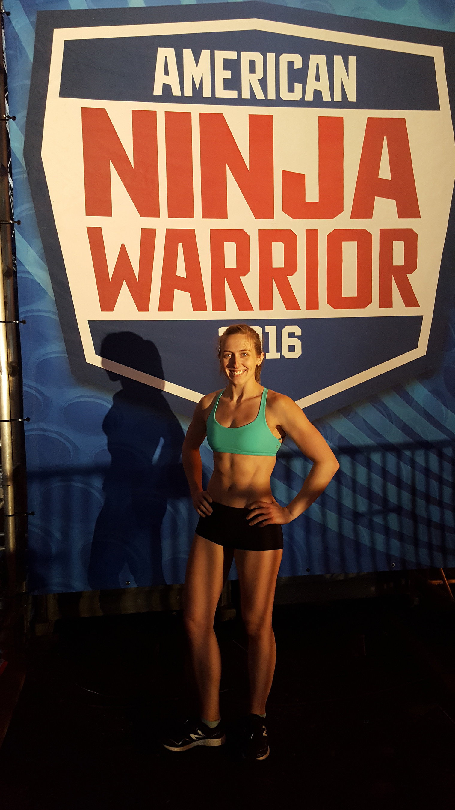 Allyssa Beird, Web Manager for BankersHub Online Financial Services Training, in 2016 season of NBC's American Ninja Warrior. Competing in Philadelphia, Allyssa and 3 other women set the record for the first time four women advanced to city finals.