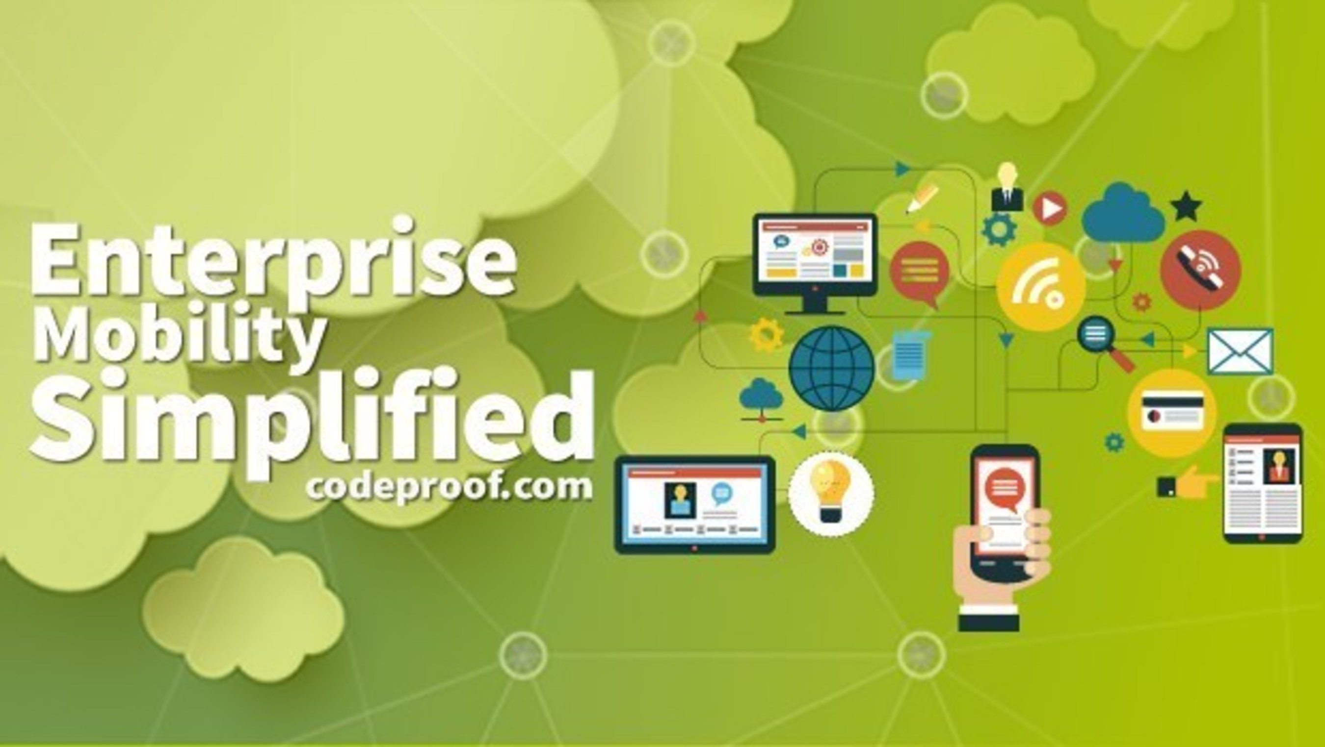 Codeproof Maximizes Mobile Security And Business