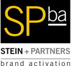 Stein + Partners Brand Activation Logo.  (PRNewsFoto/Stein + Partners Brand Activation (SPBA))