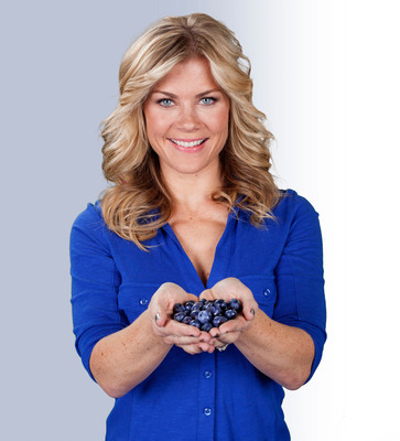 Alison Sweeney and Blueberries Team Up to Encourage Healthy, Dynamic Living