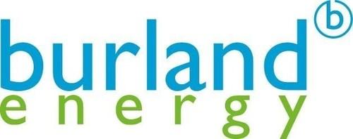 Logo Burland Energy (PRNewsFoto/AEG Power Solutions)