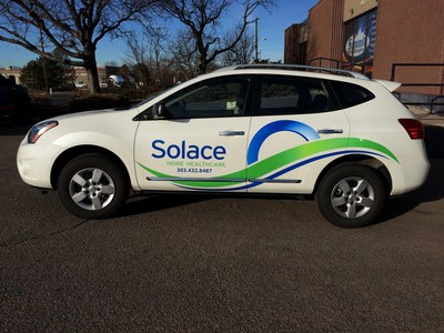 Solace Home Healthcare employees will receive a new Nissan Rogue as part of the organization's partnership with Enterprise Fleet Management.