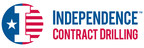 Independence Contract Drilling, Inc. Reports Financial Results For The Third Quarter Ended September 30, 2016