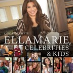 Ellamarie Fortenbach's recently released cookbook Cooking with Ellamarie, Celebrities & Kids