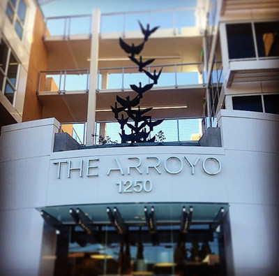 The Arroyo in Walnut Creek, CA; Photo Courtesy of Stephanie McCallum