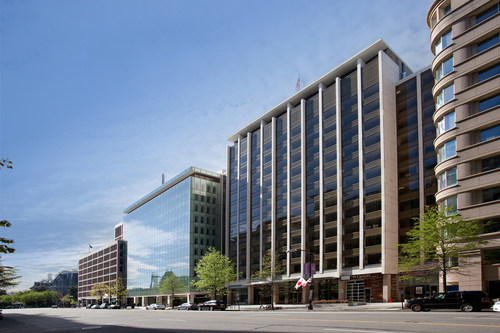 John Hancock Acquires 1750 Pennsylvania Avenue NW, Washington, DC (PRNewsFoto/Manulife Financial Corporation)
