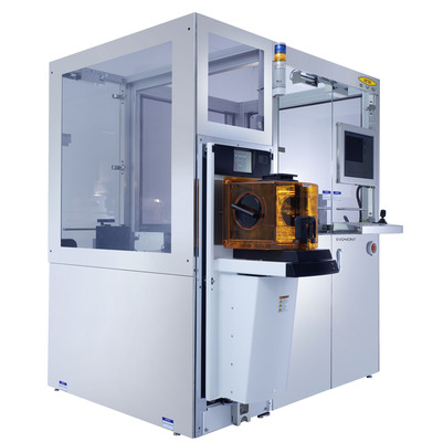 EVG(r)40NT automated measurement system for 3D-IC manufacturing.  (PRNewsFoto/EV Group)