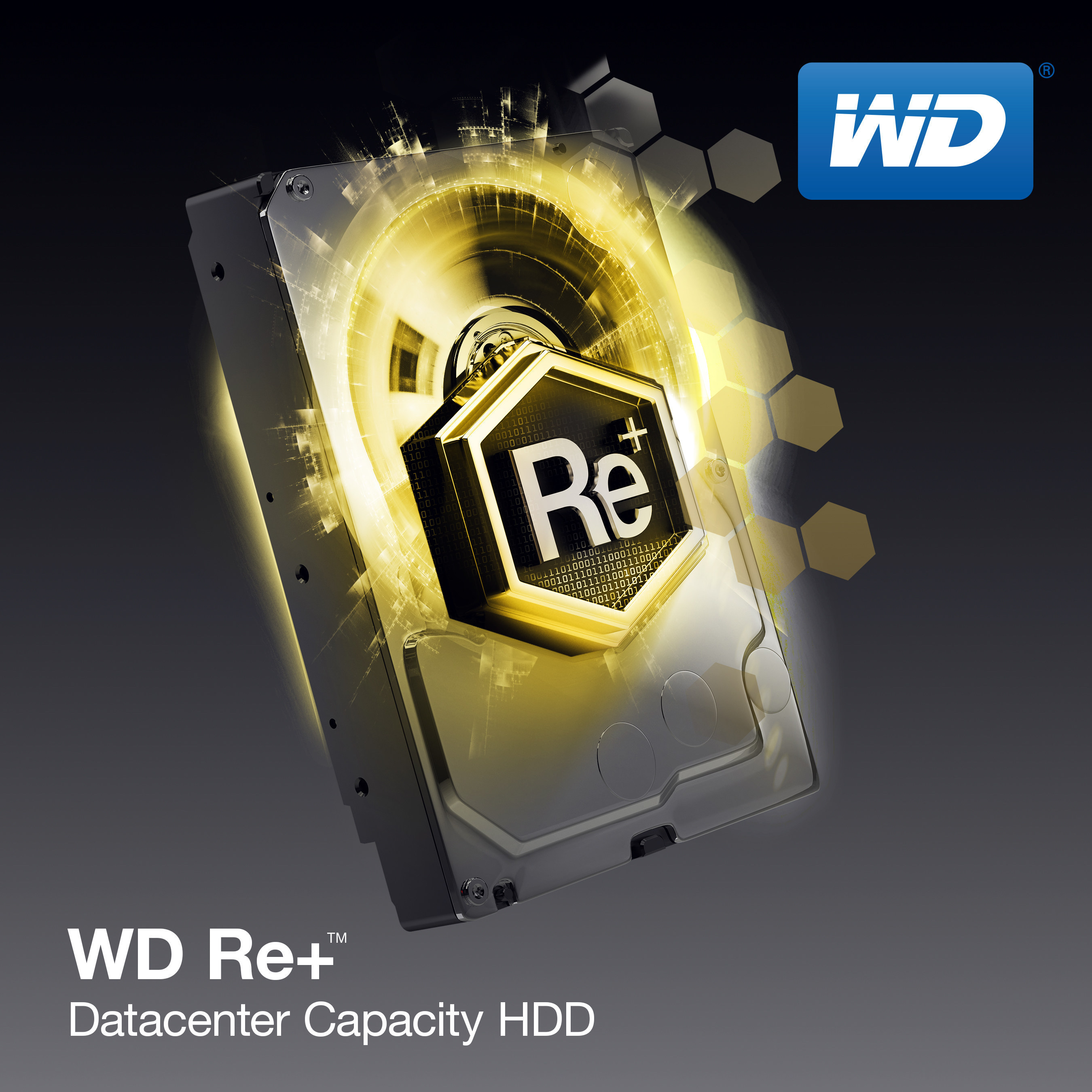 WD(R) Delivers World's Most Power-Efficient High-Capacity 3.5-Inch HDD For Modern Datacenters