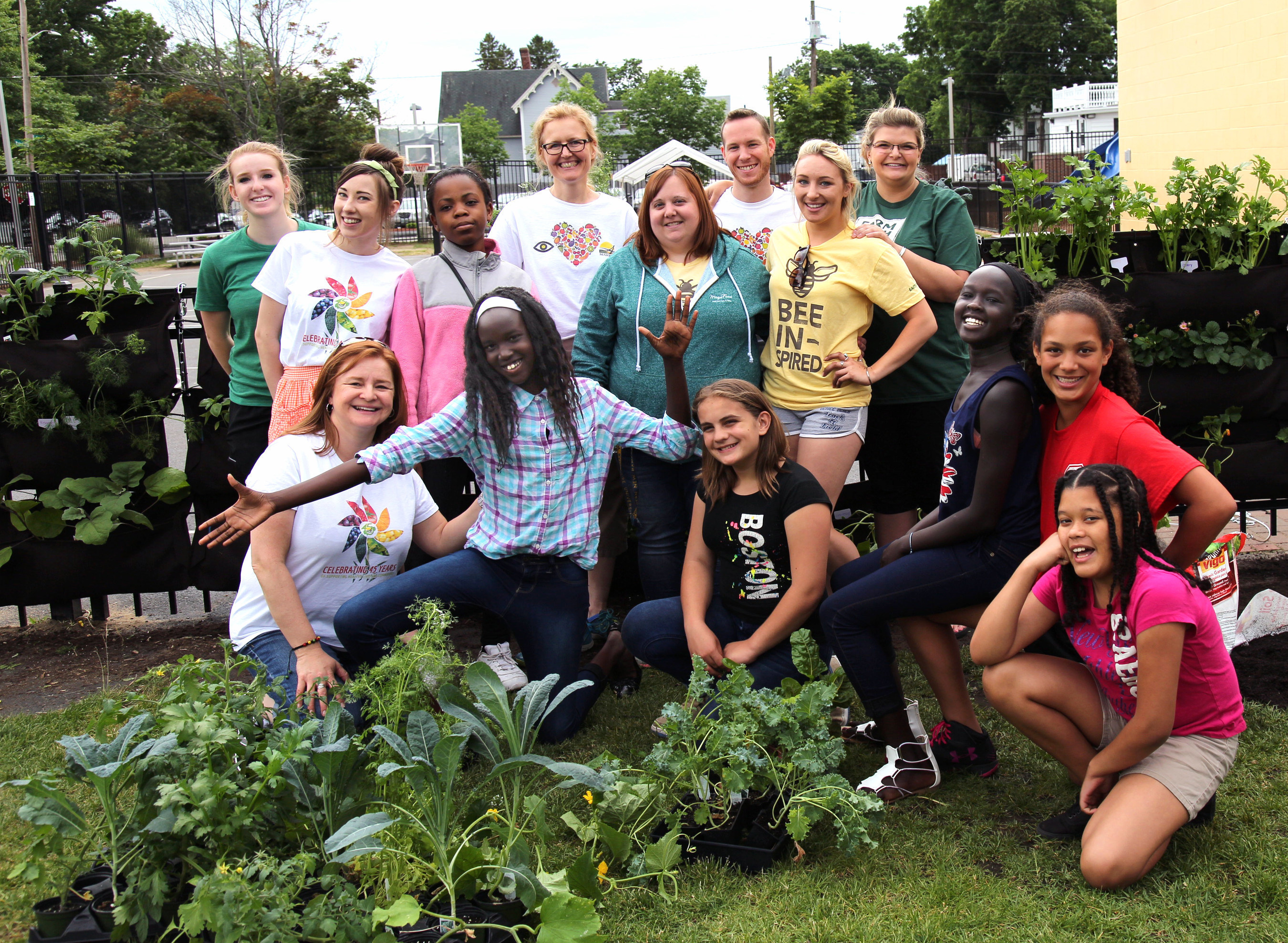 MegaFood Launches Initiative to Install Community Gardens in Partnership with Local Natural Retailers and Youth-Oriented Organizations