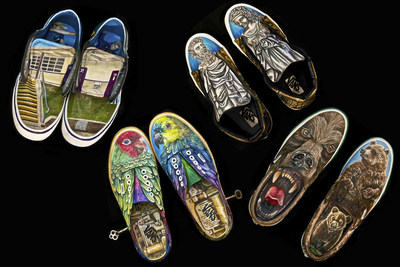 Vans opens registration for seventh annual Vans Custom Culture design competition at Vans.com/CustomCulture. U.S. high school students are invited to create custom Vans shoe designs showcasing their creativity and fostering their local #RightToArt movement to raise awareness for arts education. Last year's winning design from Carlsbad High School, the local flavor grizzly bear shoe, will be available in stores April 2016.