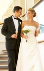 For the ultimate in romance, experience your dream wedding on a cruise ship. (Photo courtesy of Princess Cruises).