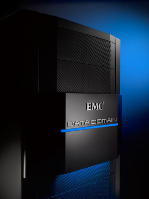 EMC introduces new capabilities for its Data Domain systems, extending support well beyond just backup.  (PRNewsFoto/EMC Corporation)