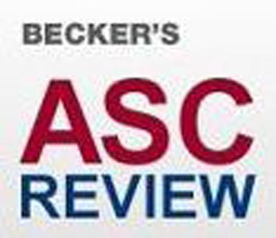 Becker's ASC Review logo.  (PRNewsFoto/ASC Communications)