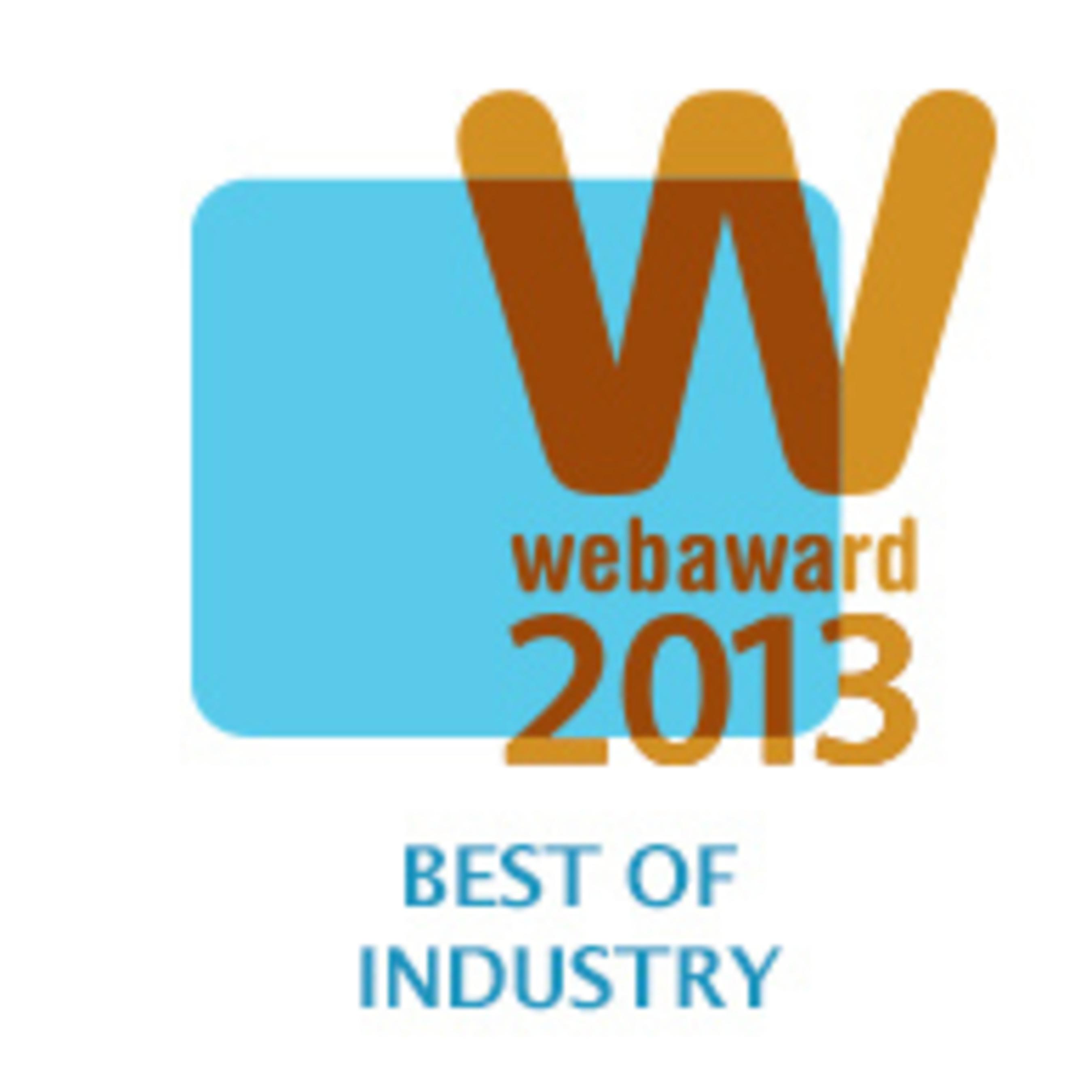 """2013 WebAwards """"BEST ADVERTISING WEBSITE"""" (PRNewsFoto/LIQWID) (PRNewsFoto/LIQWID)"""