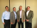 The newly formed HTS New England will be led by Emery George, vice president of Stebbins-Duffy, and three current HTS New England principals, Peter Foss, Jeff Ritchie, and DanSenese. Left to right: Dan Senese, Emery George, Jeff Ritchie, Peter Foss