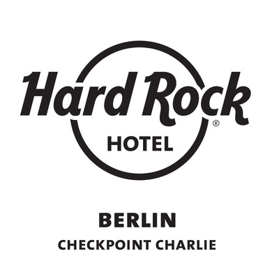 Hard Rock Hotel Berlin Checkpoint Charlie Logo
