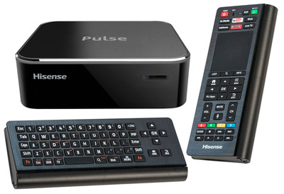 Marvell and Global Consumer Electronics Leader Hisense Introduce New Generation of Smart TVs and Set-top Boxes with Google TV.  (PRNewsFoto/Marvell)