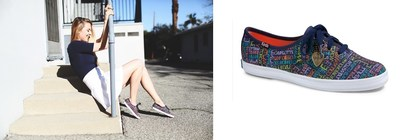 Keds North America Tour Shoe