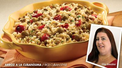 Elba Gonzalez gana concurso de Knorr(R). Esta receta y mas en KnorrSabor.com.  (PRNewsFoto/Unilever)