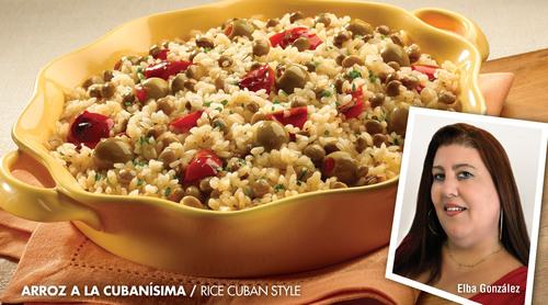 'Arroz A La Cubanisima' is Voted The Nation's Favorite Rice Dish