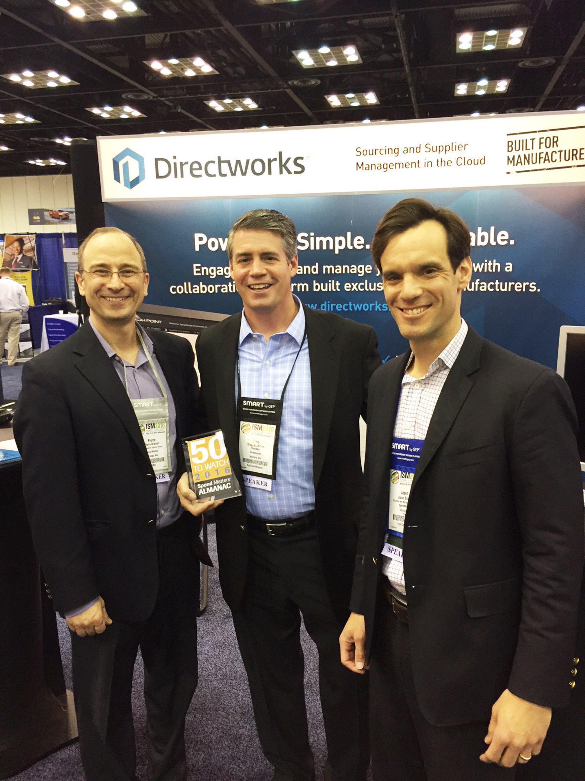 Directworks Recognized by Spend Matters as a 2016 Provider to Watch