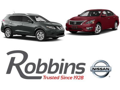 Recent upgrades to the Robbins Nissan homepage have made online shopping easier than ever for customers in the Houston area.  (PRNewsFoto/Robbins Nissan)