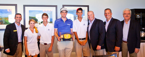 Battle at BallenIsles celebrated as another outstanding Club Golf Event featuring Keegan Bradley