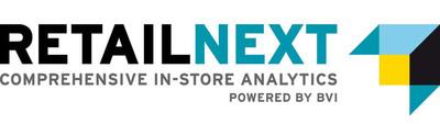 RetailNext (formerly BVI), the leader in in-store analytics.  (PRNewsFoto/RetailNext)