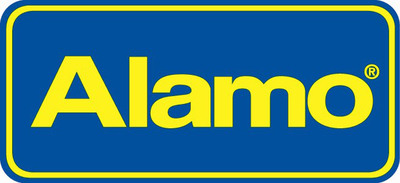 Alamo Rent A Car Logo. (PRNewsFoto/Enterprise Holdings)