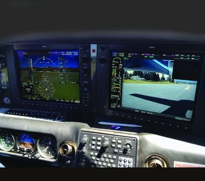 "Cirrus Perception(TM) ""Sensor-Capable"" Special Mission Aircraft (PRNewsFoto/Cirrus Aircraft)"