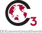 C3/CustomerContactChannels logo. (PRNewsFoto/C3/CustomerContactChannels)