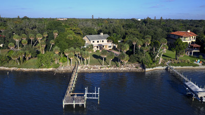 This tropical waterfront estate in Sarasota Florida will be sold to the highest bidder Without Reserve at a live auction on February 5, 2016. The home sits on nearly two acres on the Sarasota Bay, with direct ocean access, a private boat dock and beautiful sunset views. The property was previously asking $5.5 Million. Miami-based Platinum Luxury Auctions is managing the sale. More at SarasotaLuxuryAuction.com.