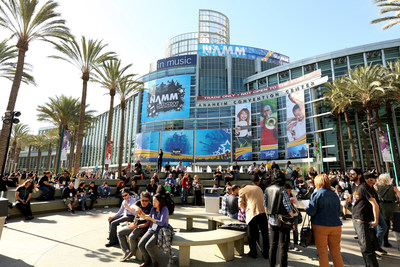 Live from Anaheim: The 2015 NAMM Show, January 22-25
