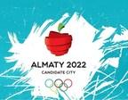 Almaty 2022 Candidate City Logo (PRNewsFoto/Almaty 2022 Candidate city)