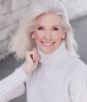 75-year-old model Valerie Ramsey is the spokesperson for Orchard Brands' new Live Beautiful at Every Age online community geared toward women ages 50 and up
