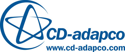 CD-adapco is the world's largest independent CFD-focused provider of engineering simulation software, support and services.  (PRNewsFoto/CD-adapco)