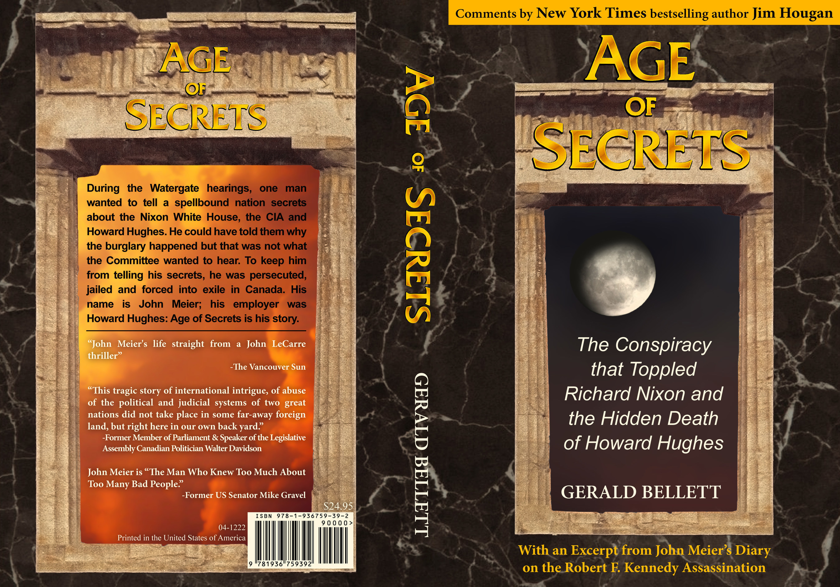 New Release: Age of Secrets - the Conspiracy That Toppled Richard Nixon and the Hidden Death of