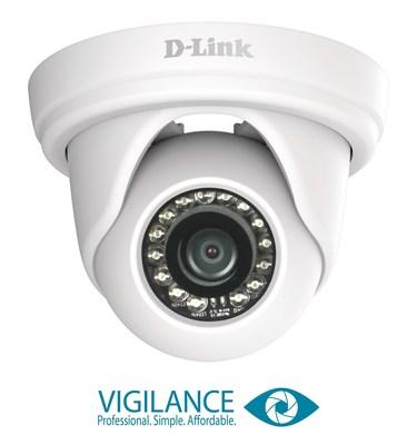 D-Link Vigilance DCS-4802E Indoor/Outdoor Dome Camera