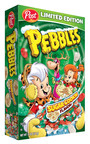 New Limited Edition Pebbles Sugar Cookie, great for holiday baking, entertaining. (PRNewsFoto/Post Foods, LLC)