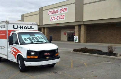 U-Haul Moving and Storage at Eakin Road Is Open for Business in Columbus