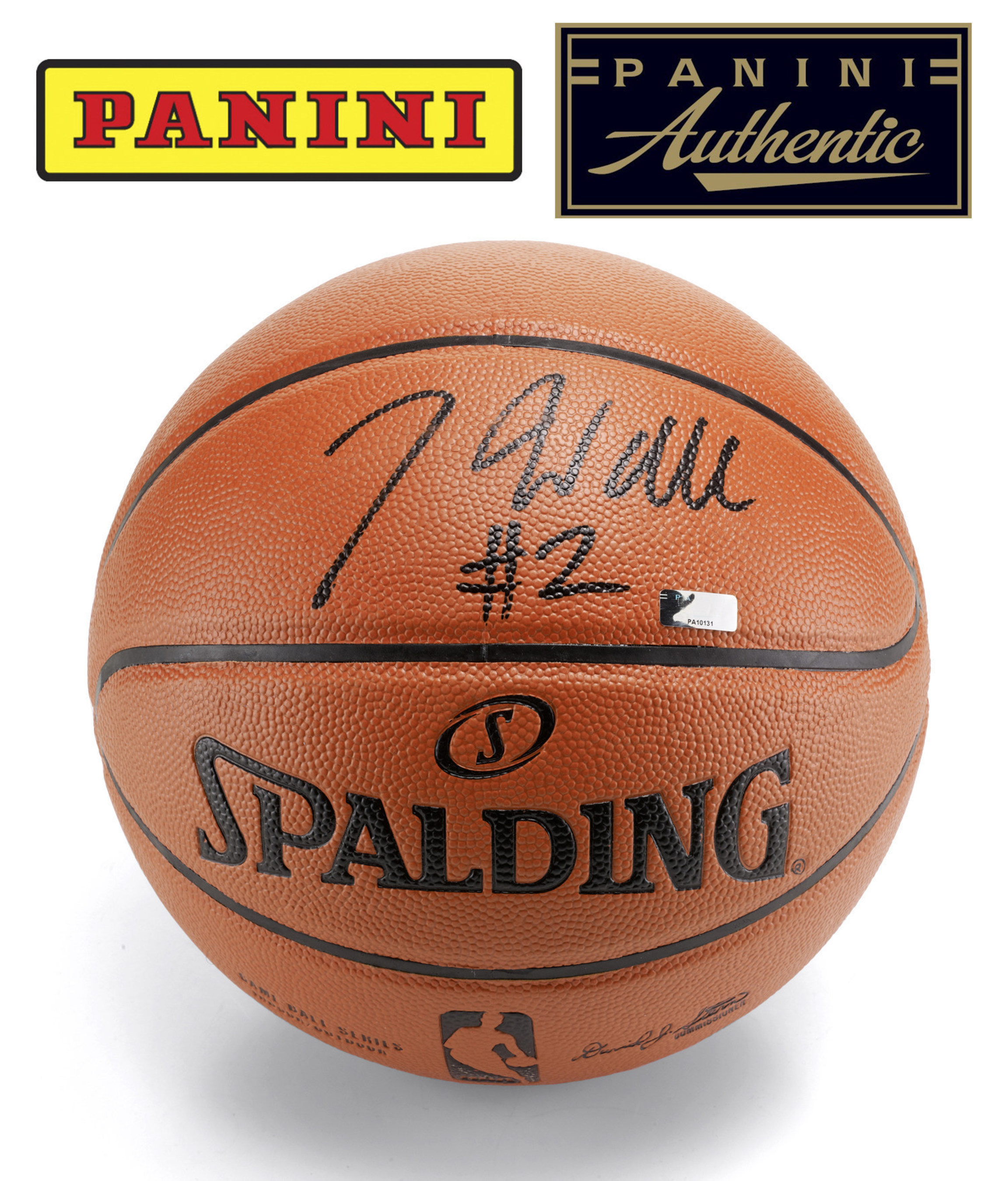 23956a5c9 Panini America Inks Washington Wizards Star John Wall To Exclusive  Autograph And Trading Card Agreement